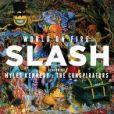 CD Cover Image. Title: World on Fire, Artist: Slash