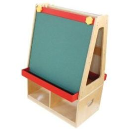 A+ Childsupply F8156 Easel w. Storage Compartments