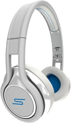 STREET by 50 On-Ear Wired Headphones - White