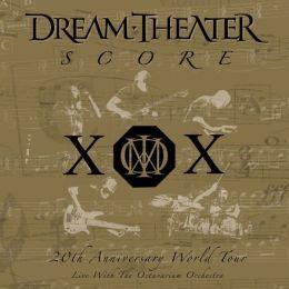 Score: XOX - 20th Anniversary World Tour Live with the Octavarium Orchestra