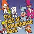 CD Cover Image. Title: Best of Schoolhouse Rock, Artist: Schoolhouse Rock