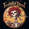 CD Cover Image. Title: The Best of the Grateful Dead, Artist: Grateful Dead