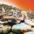 CD Cover Image. Title: Houses of the Holy, Artist: Led Zeppelin