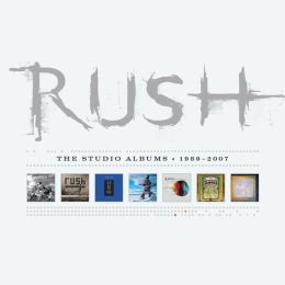 The Studio Albums 1989-2007 [Box Set]
