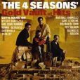 CD Cover Image. Title: The 4 Seasons' Gold Vault of Hits, Artist: Frankie Valli & the Four Seasons