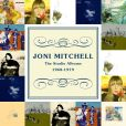 CD Cover Image. Title: The Studio Albums 1968-1979, Artist: Joni Mitchell