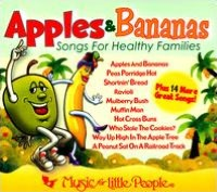 Favorites Series: Apples and Bananas