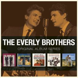 Original Album Series (It's Everly Time/A Date With The Everly Brothers/Rock 'N' Soul/T