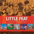 CD Cover Image. Title: Original Album Series, Artist: Little Feat