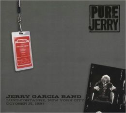 Pure Jerry: Lunt-Fontanne, NYC, 10/31/87