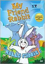 My Friend Rabbit: Hello Rabbit!
