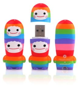 Buddy Chub Rainbow USB 2GB