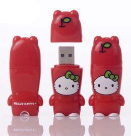 Mimobot Hello Kitty Apple USB Flash Drive 4GB