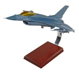 ActionJetz CF016CB60TR F-16 Falcon Block 60 Model Airplane