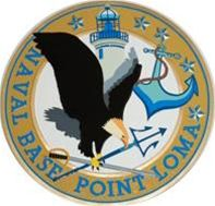 ActionJetz MPNBPL Naval Base Point Loma -Plaque Model