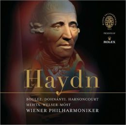 Wiener Philharmoniker Performs Haydn