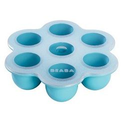 Beaba Multiportion Freezer Tray In Blue