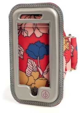 Retro Poppy Chic Physique Armband for iPhone 5