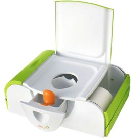 Boon, Inc. Potty Bench, Kiwi