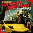 CD Cover Image. Title: American Capitalist, Artist: Five Finger Death Punch