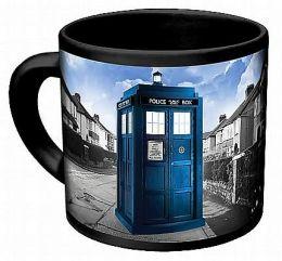 Doctor Who Disappearing TARDIS Mug, 12 oz.