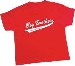 Big Brother Allstar T Shirt Size: MD