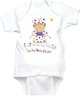 Baby Sister Brunnette-ONE-6M