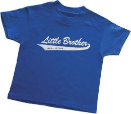 Little Brother Allstar T Shirt Size: MD