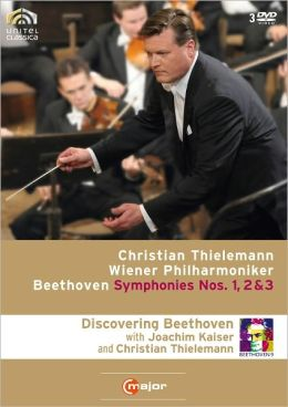 Christian Thielemann/Wiener Philharmoniker: Beethoven - Symphonies Nos. 1, 2 & 3