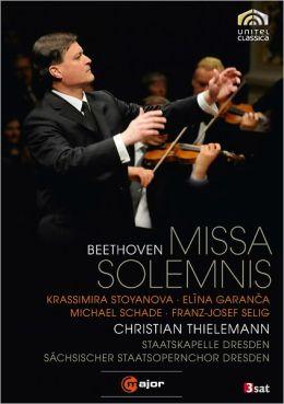 Christian Thielemann/Staatskapelle Dresden: Beethoven - Missa Solemnis