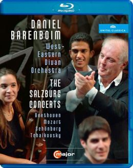 Daniel Barenboim/West Eastern Divan Orchestra: The Salzburg Concerts