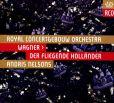 CD Cover Image. Title: Wagner: Der Fliegende Holl�nder, Artist: Andris Nelsons