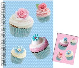 Sweet Cupcakes Large Journal