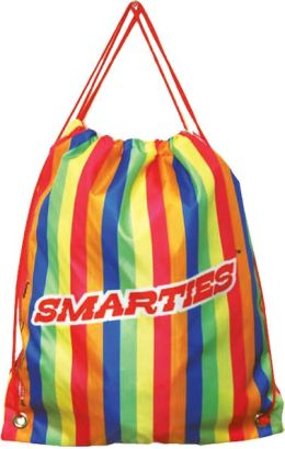 Smarties Candy Drawstring Backpack
