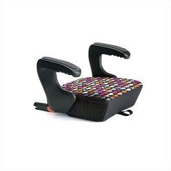 2011 Clek Olli Booster Seat In Paul Frank Julius Hearts Me