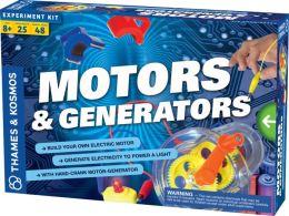 Motors & Generators Experiments