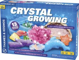 Crystal Growing Science Experiments