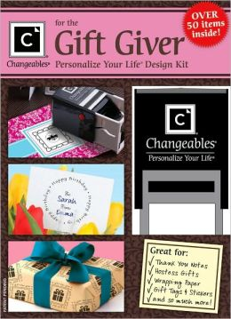 Three Designing Women Gift Design Kit