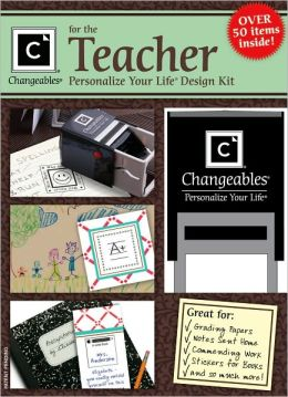 Three Designing Women Teacher Design Kit