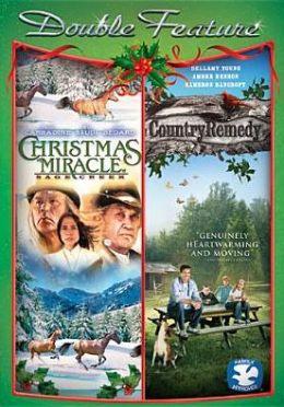 Christmas Miracle at Sage Creek/Country Remedy
