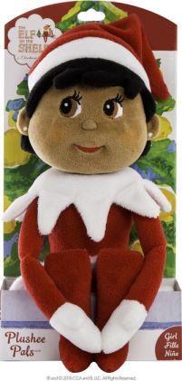 Elf Plush Girl: 19 inches