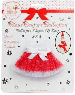 The Elf on the Shelf Claus Couture Limited Edition Tutu Skirt