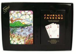 HAWAIIAloha Mahalo Playing Cards Fazzino (B&N Exclusive)