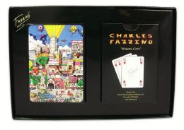 CHICAGO Windy City Playing Cards Fazzino (B&N Exclusive)