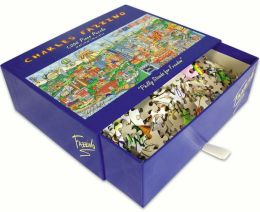 PHILIDELPHIA- Philly Stands For Freedom Fazzino 1000 Piece Puzzle (B&N Exclusive)