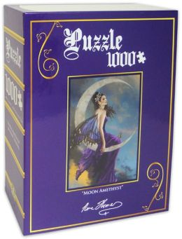1,000 Pc Puzzle - Moon Amethyst - Nene Thomas