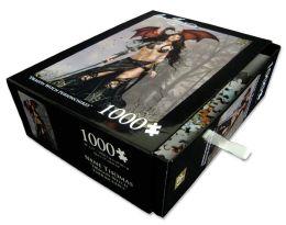 Dragon, Witch, Furionchires 1000 Piece Puzzle