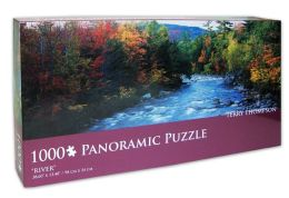 Terry Thompson River 1000 Piece Puzzle