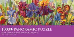 1,000 Pc Panoramic Puzzle Iris Cantata Nancy Dunlop Cawdrey