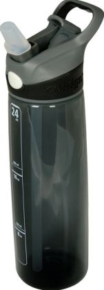 Charcoal Waterspout Bottle- 24 oz.